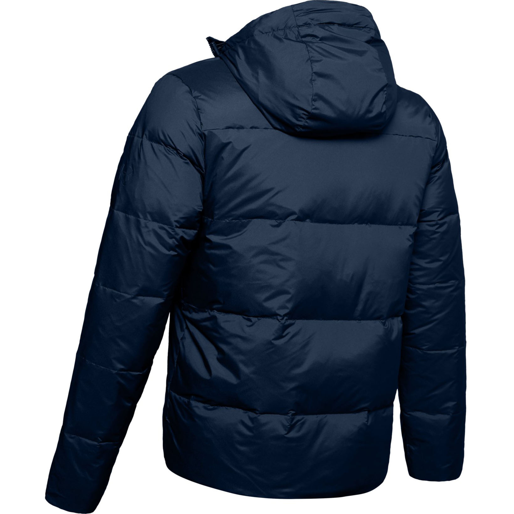 Пуховик Down 600 Fill Power Hooded Jacket Under Armour Синий фото 4