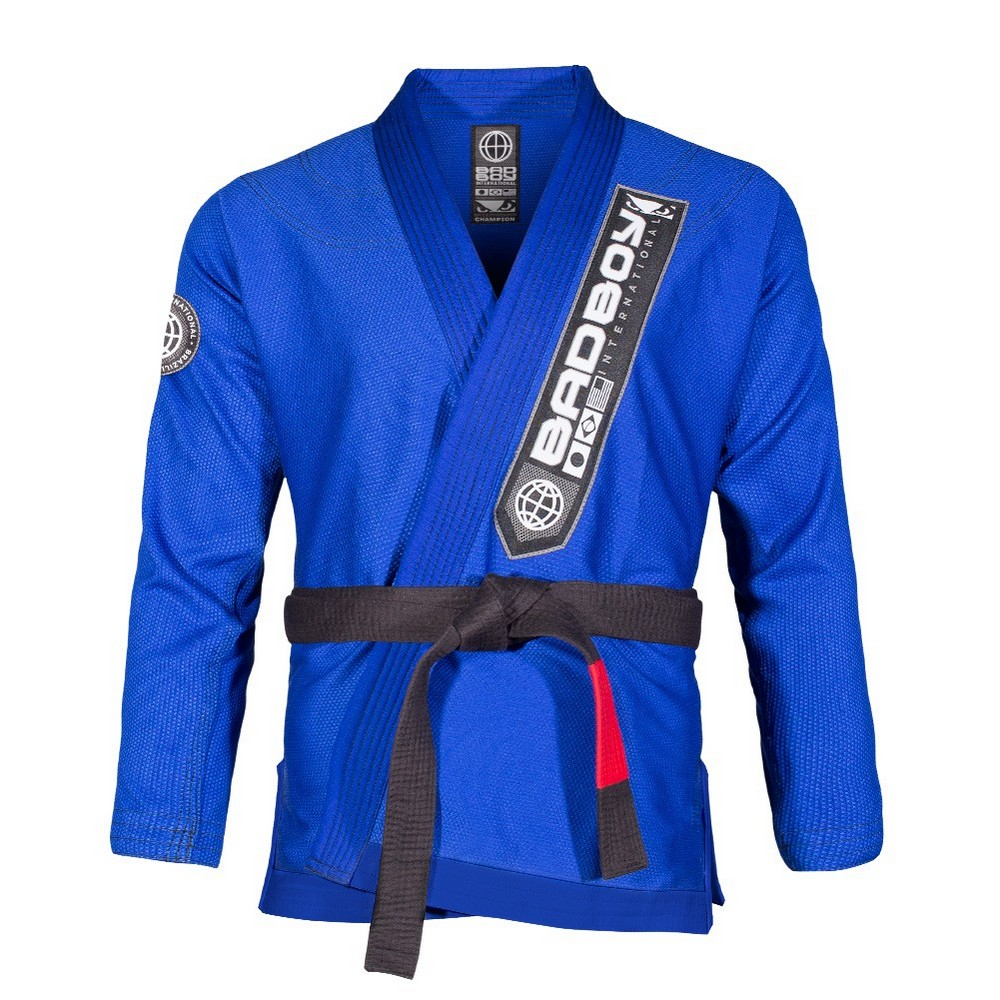 Кимоно Bad Boy Pro Series Champion BJJ Gi - Blue фото 2
