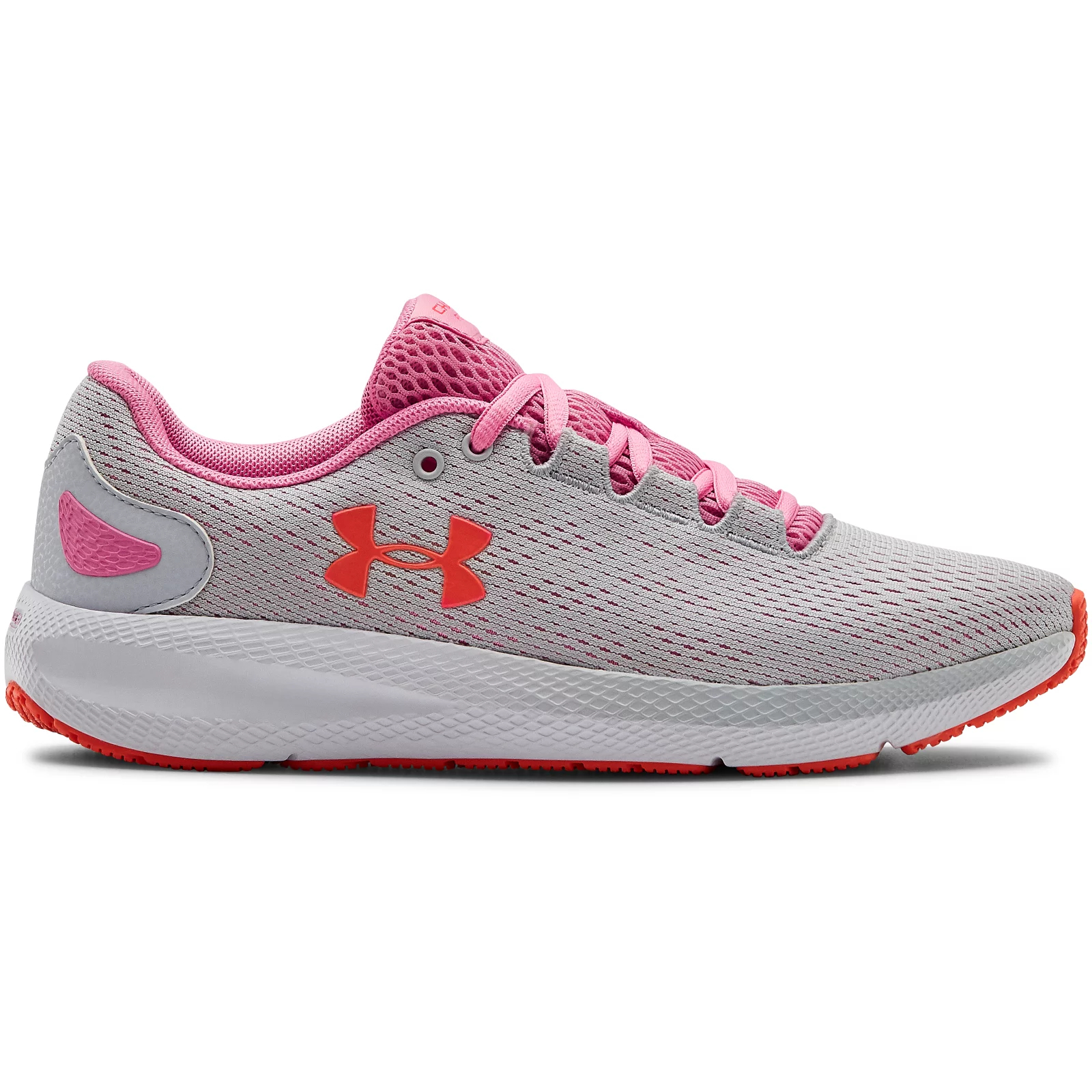 Кроссовки W Charged Pursuit 2 Under Armour Серый