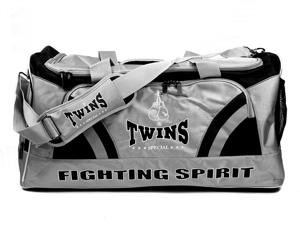 Сумка Twins Special BAG-2 (Black/Grey)