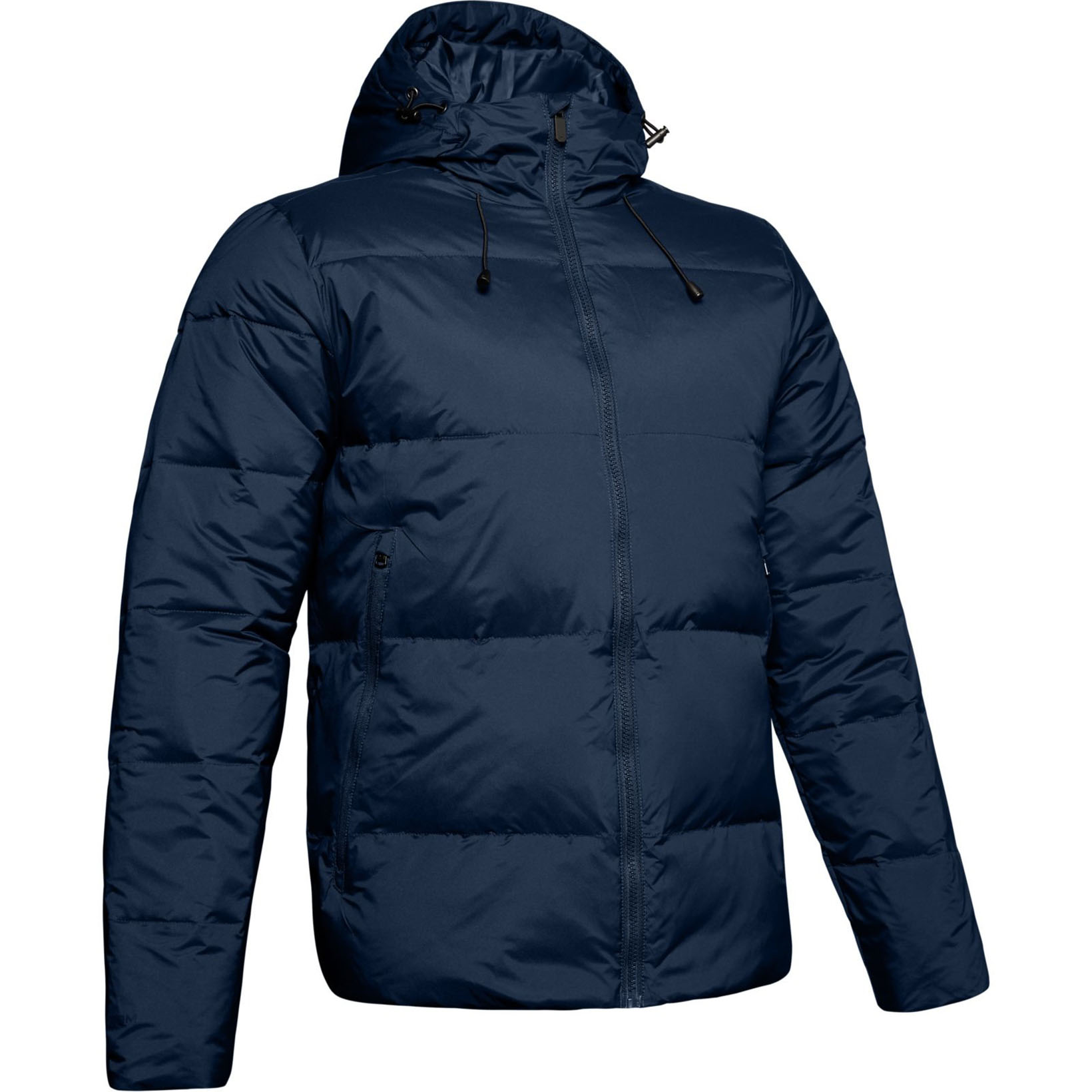 Пуховик Down 600 Fill Power Hooded Jacket Under Armour Синий фото 3