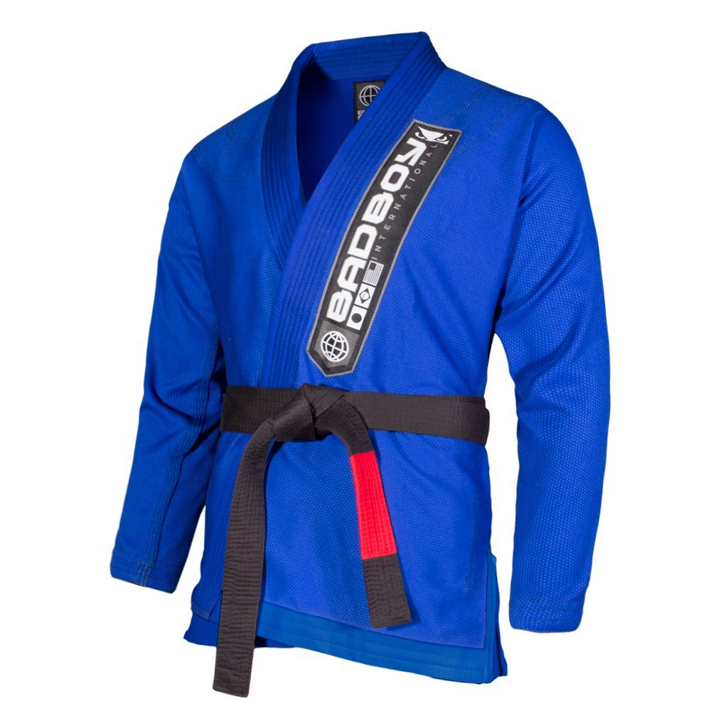 Кимоно Bad Boy Pro Series Champion BJJ Gi - Blue фото 3