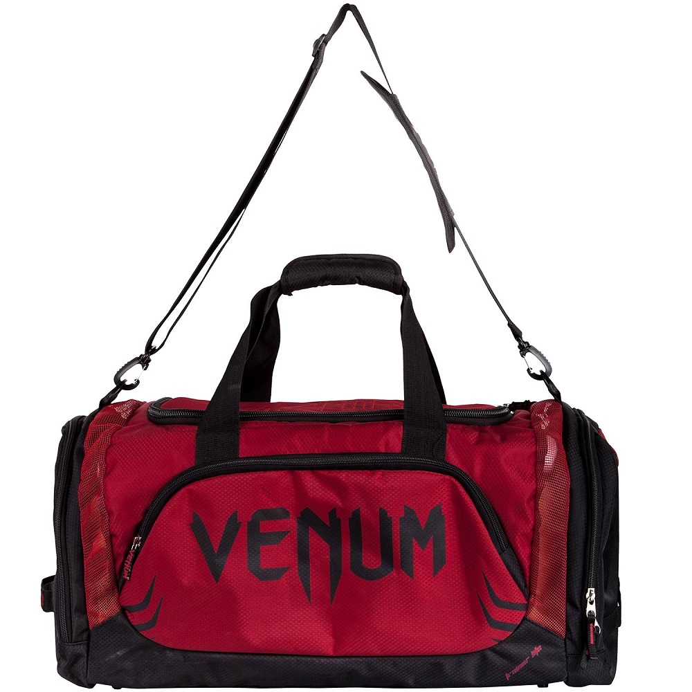 Сумка Venum Trainer Lite Sport Bag Red Devil фото 2