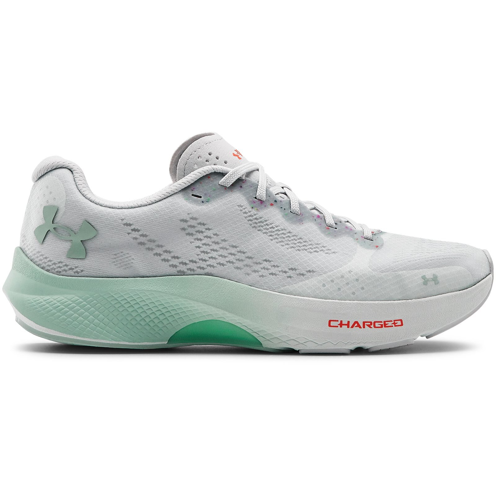 Кроссовки W Charged Pulse Under Armour Серый