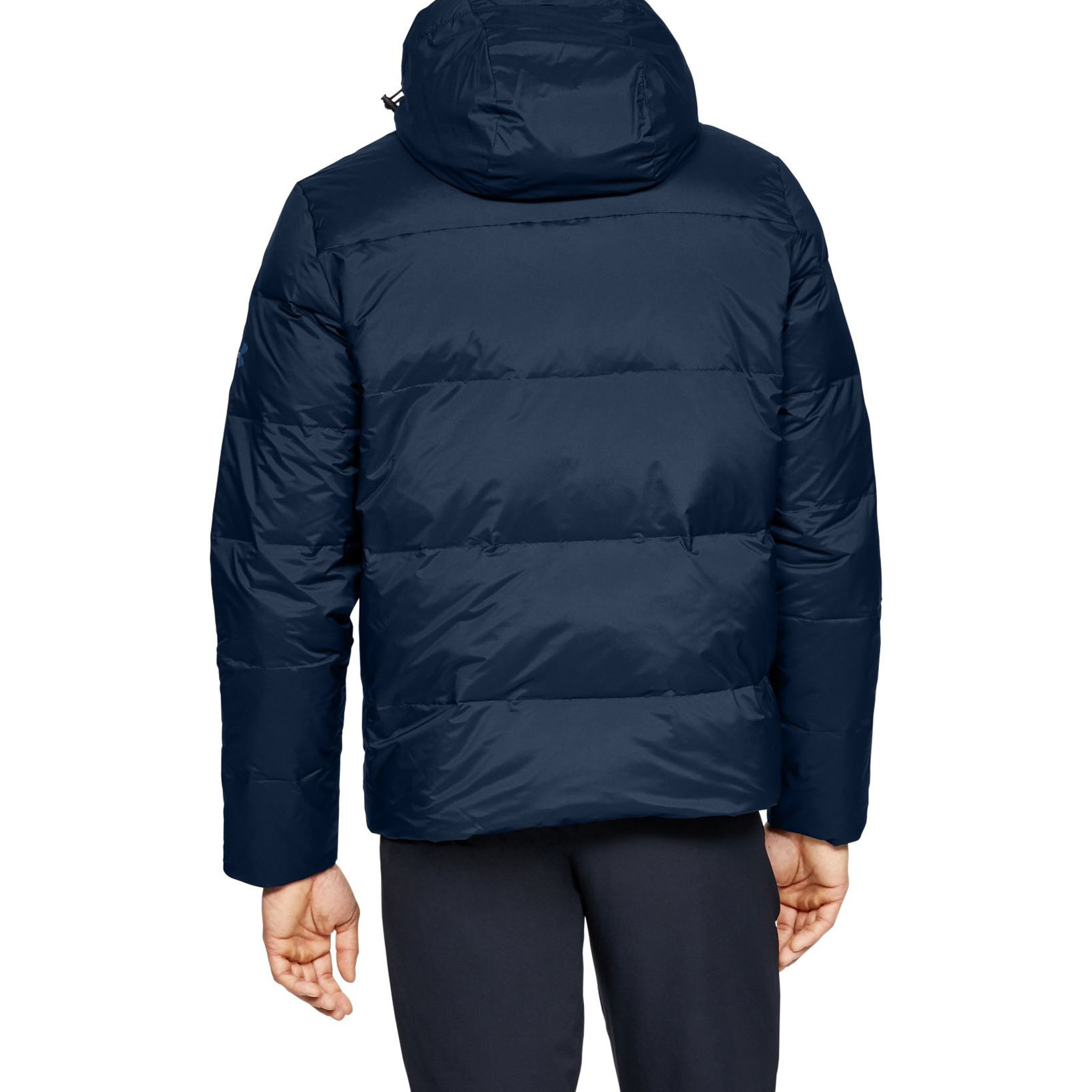 Пуховик Down 600 Fill Power Hooded Jacket Under Armour Синий фото 2