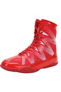 Боксерки Boxing Shoes красный