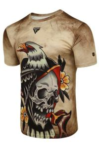 Футболка RDX Clothing T-shirt Micro Brown