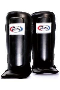 Щитки Fairtex Shin Pads SP3 Black