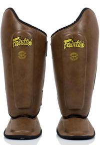 Щитки Fairtex New Shin Pads SP8 Brown