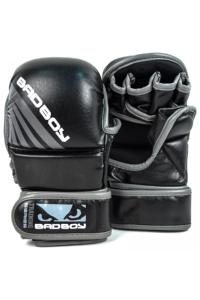 Перчатки для ММА Bad Boy Training Series Impact Safety Black/Grey