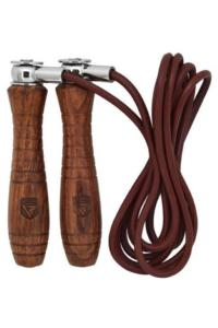 Скакалка RDX Skiping Rope Leather Pro New