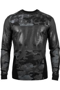 Футболка Venum Tactical Long Sleeves T-shirt Urban - Camo/Black