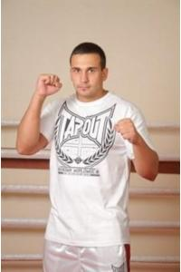 Футболка Tapout Known Worldwide Белая